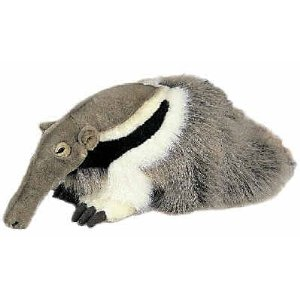 The Ant and the Aardvark, er, um Anteater