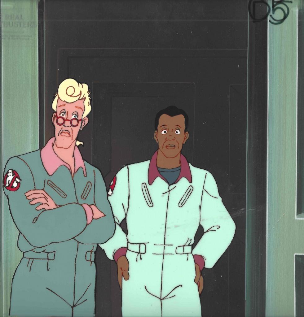 Egon and Winston