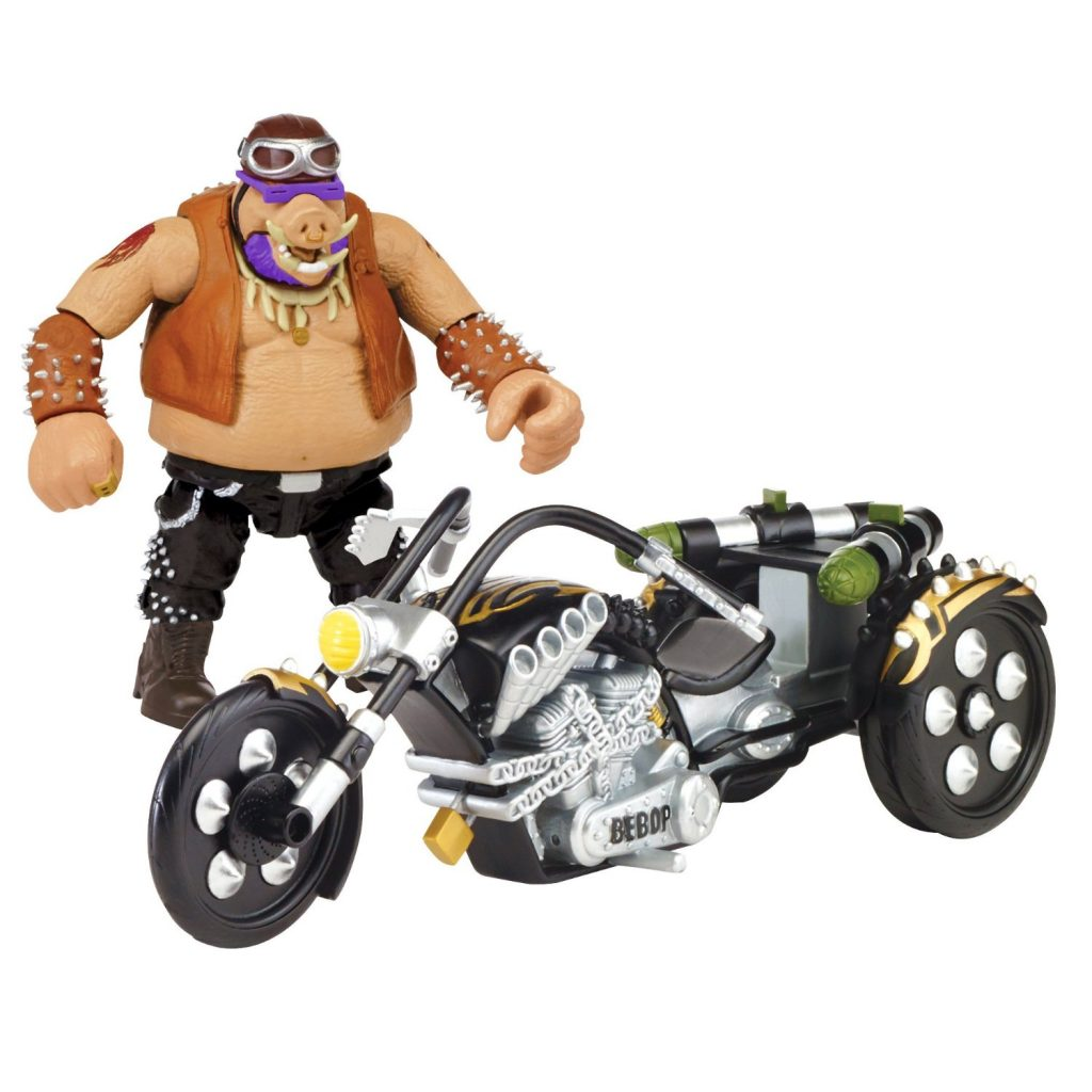 Bebop and Trike toy