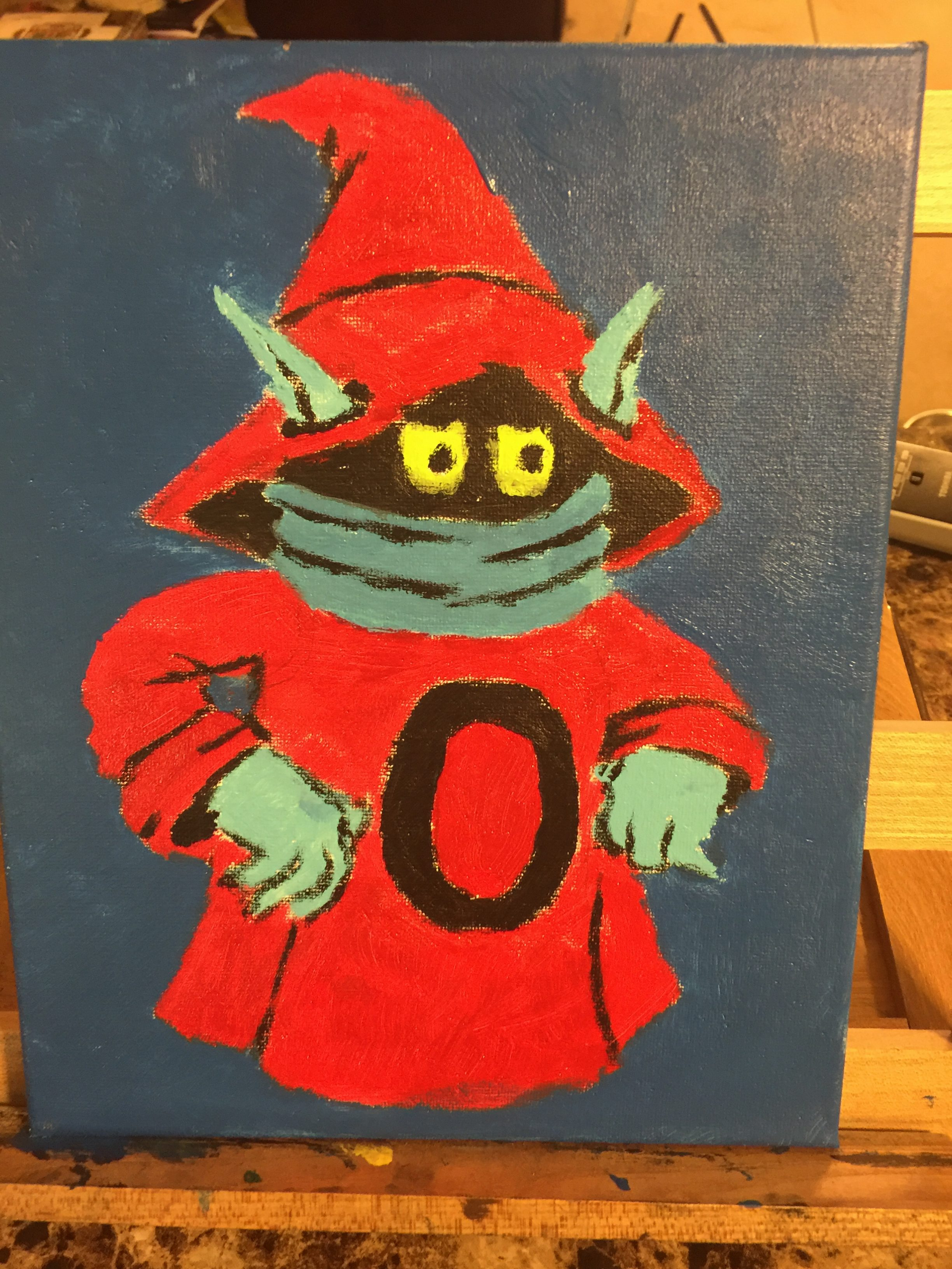 Orko the magnificent