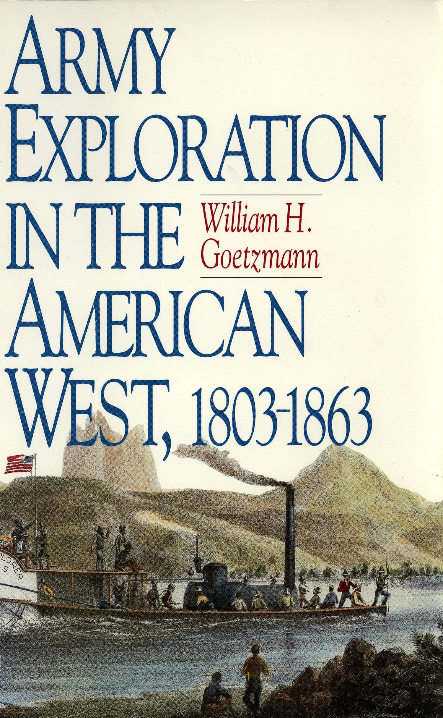 Army Exploration in the American West