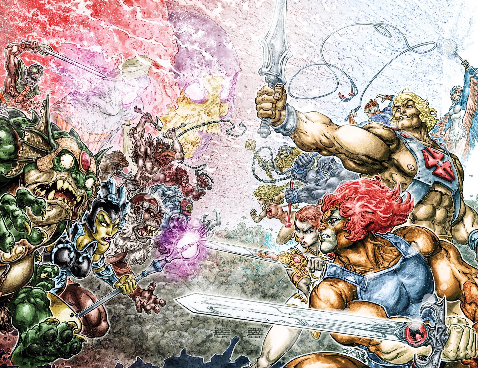 He Man Thundercats 1
