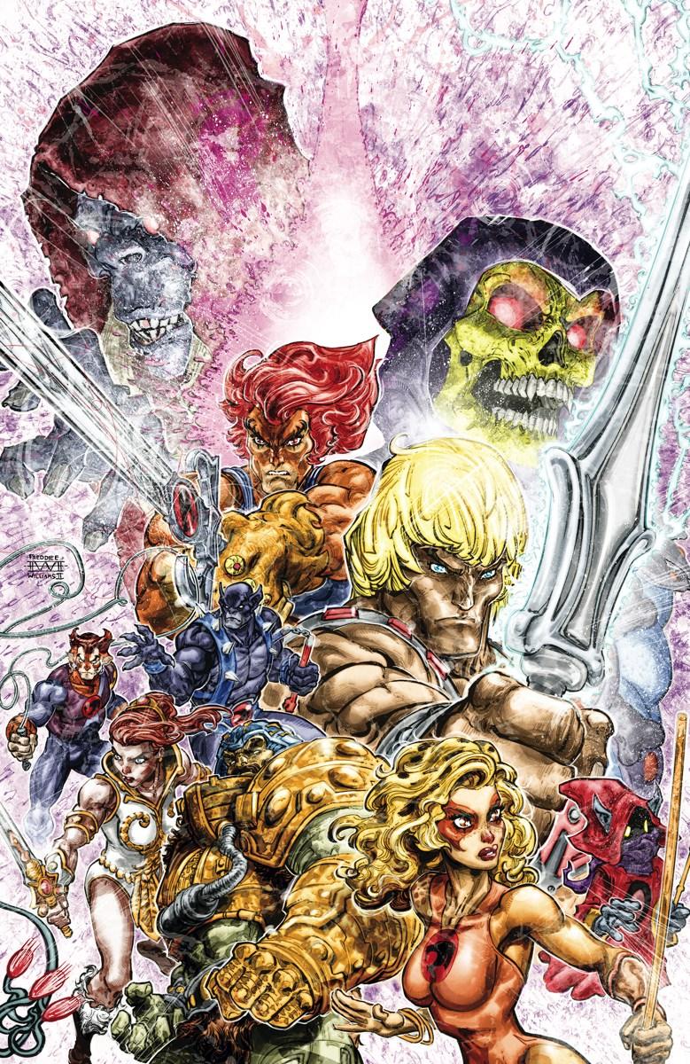 He Man Thundercats 2
