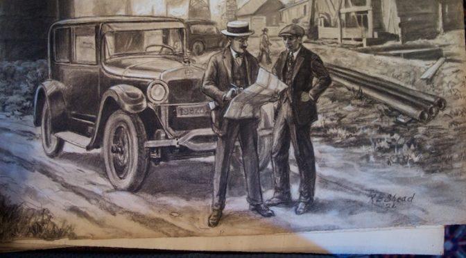 R.B. Shead: Pre-Museum Years
