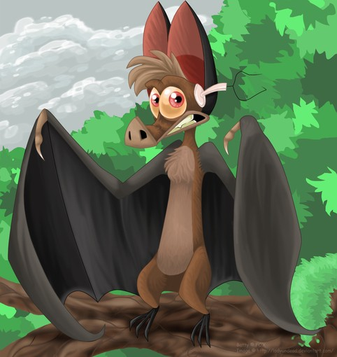 The Thing about Bats