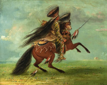 Pipestone, Peeved Buffalo, and Painted Centaurs