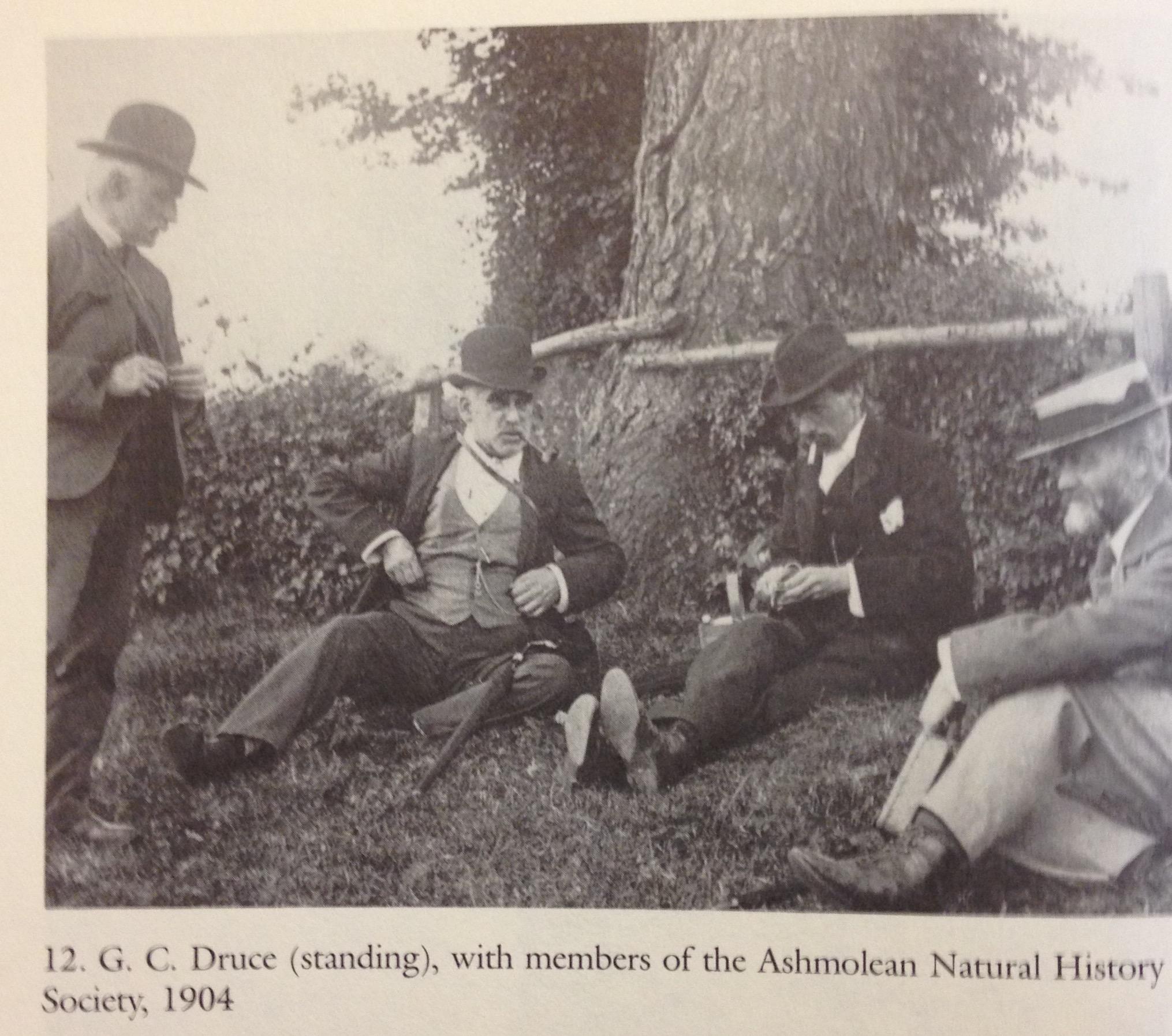 Natural History Club 1904
