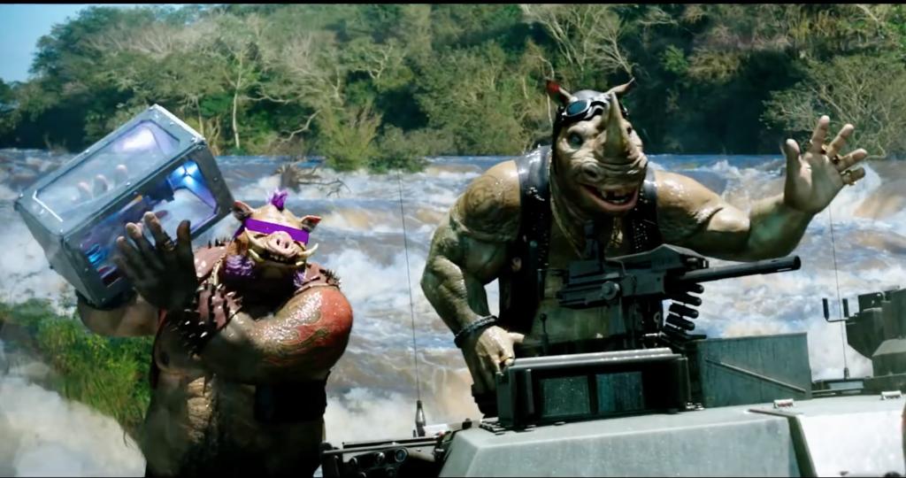 Bye Turtles