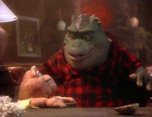 """""""I am The Mighty Megalosaurus"""""""