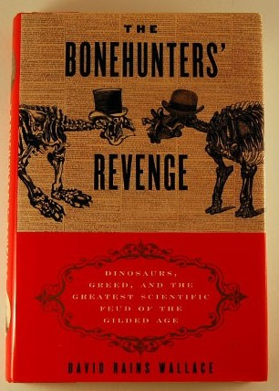 Not part of this set per se, but worth a read if you are interested in print side of the Bone Wars. Also one of the best book covers out there.