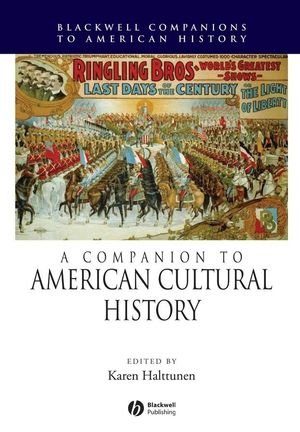 I wrote a paper on the American Circus once, it was brilliant but I almost failed because it was cultural history and not a Historiography (which I loathe)