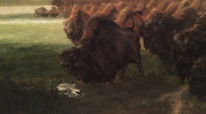 The Road to Comps part 16: Art and the American West in the 19th Century: Studies of Individual Artists