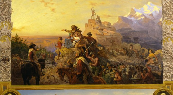 The Road to Comps Part 18: Art in the American West in the 19th Century: Art and other Visual Arts