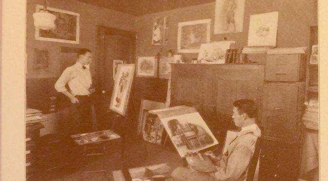 R.B. Shead: Art Director