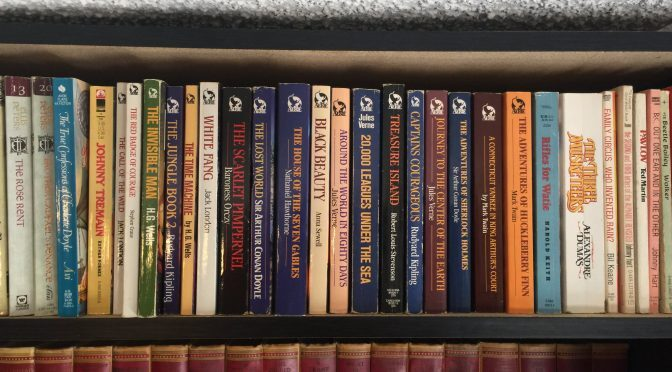 Under the Tenfluence: Books
